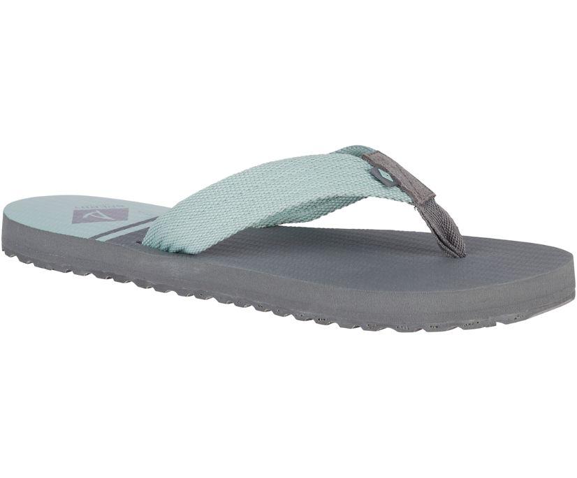 Calypso Flip Flop, Grey, dynamic