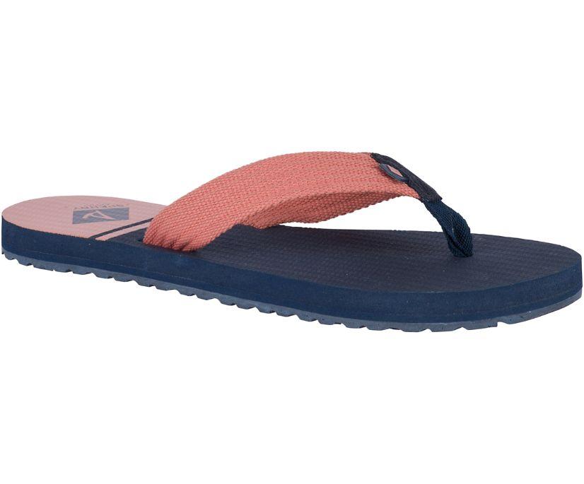 Calypso Flip Flop, Blue, dynamic