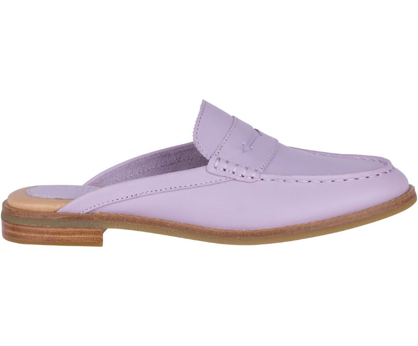 Seaport Fina Mule, Lilac, dynamic