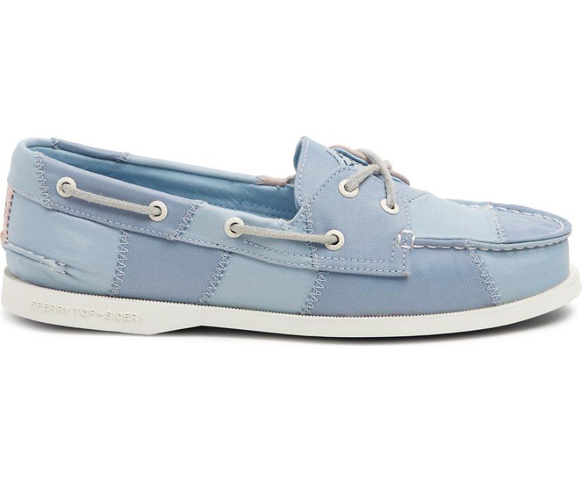 Authentic Original BIONIC® Boat Shoe, Light Blue, dynamic