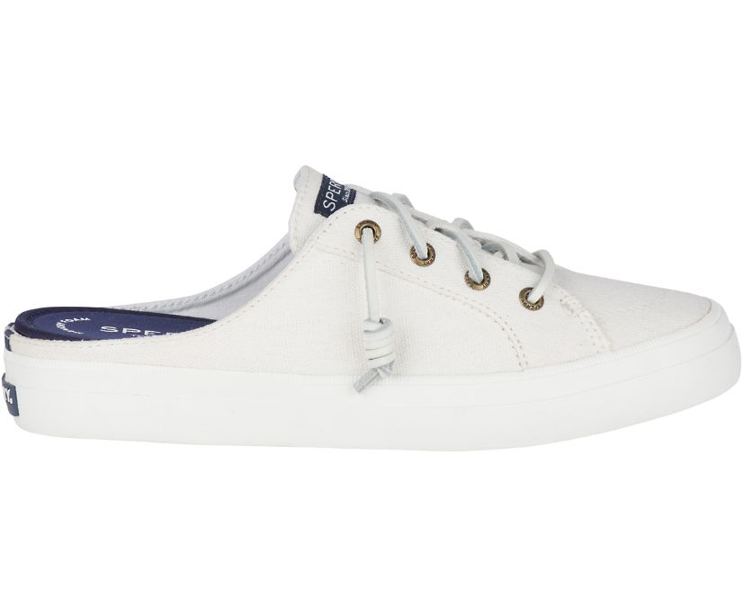 Crest Vibe Mule Sneaker, White, dynamic
