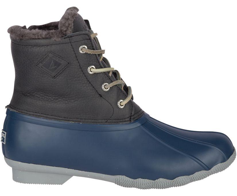 Saltwater Winter Luxe Duck Boot, Grey, dynamic