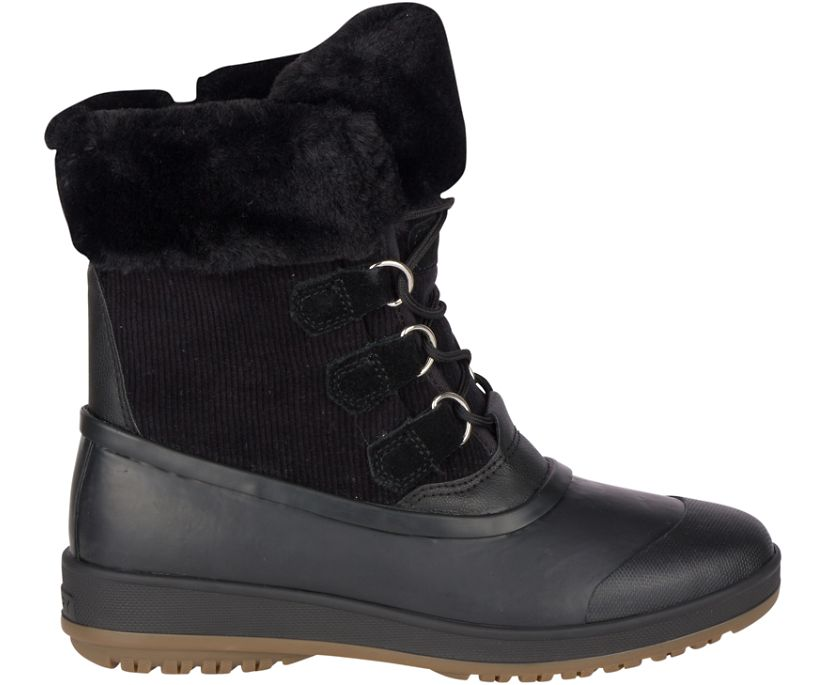 Pacifica Alpine Boot, Black, dynamic