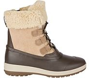 Pacifica Alpine Boot, Brown/Tan, dynamic