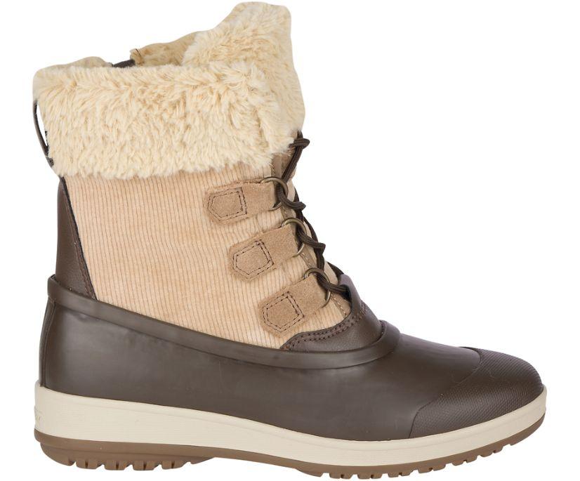 Pacifica Alpine Boot, Brown/Tan, dynamic