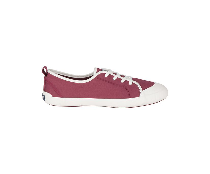 Breeze Lace Up Sneaker, Oxblood, dynamic