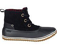 Schooner Chukka Duck Boot, Black, dynamic