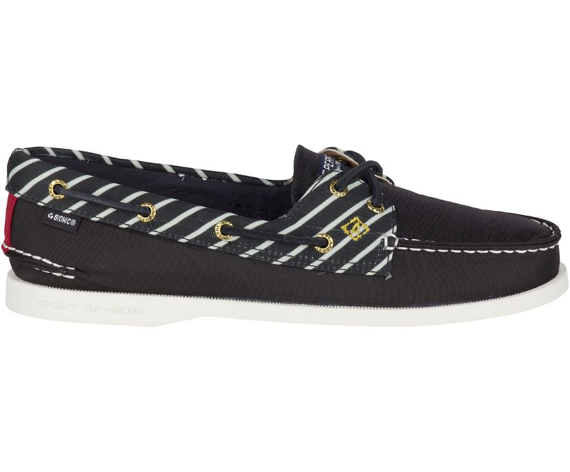 Authentic Original BIONIC® Boat Shoe, Dark Navy, dynamic