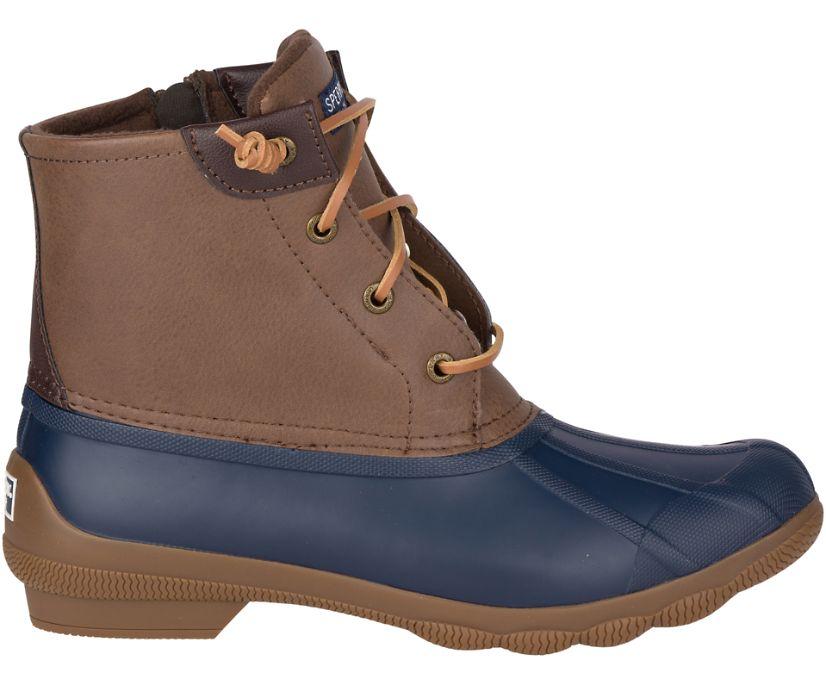 Syren Gulf Duck Boot, Navy / Tan, dynamic