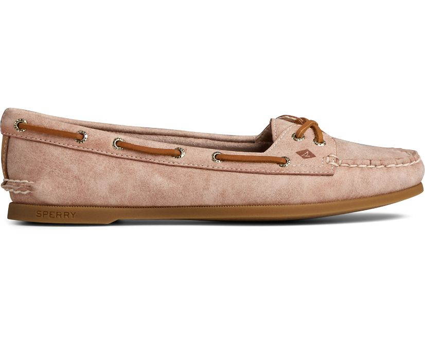 Authentic Original Skimmer Boat Shoe, Blush, dynamic
