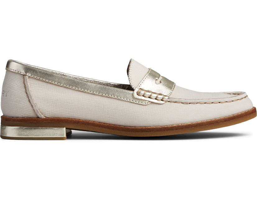 Seaport PLUSHWAVE Loafer, Linen, dynamic