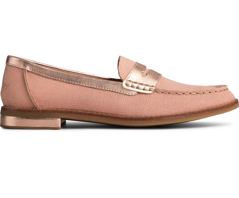 Seaport PLUSHWAVE Loafer, Blush, dynamic