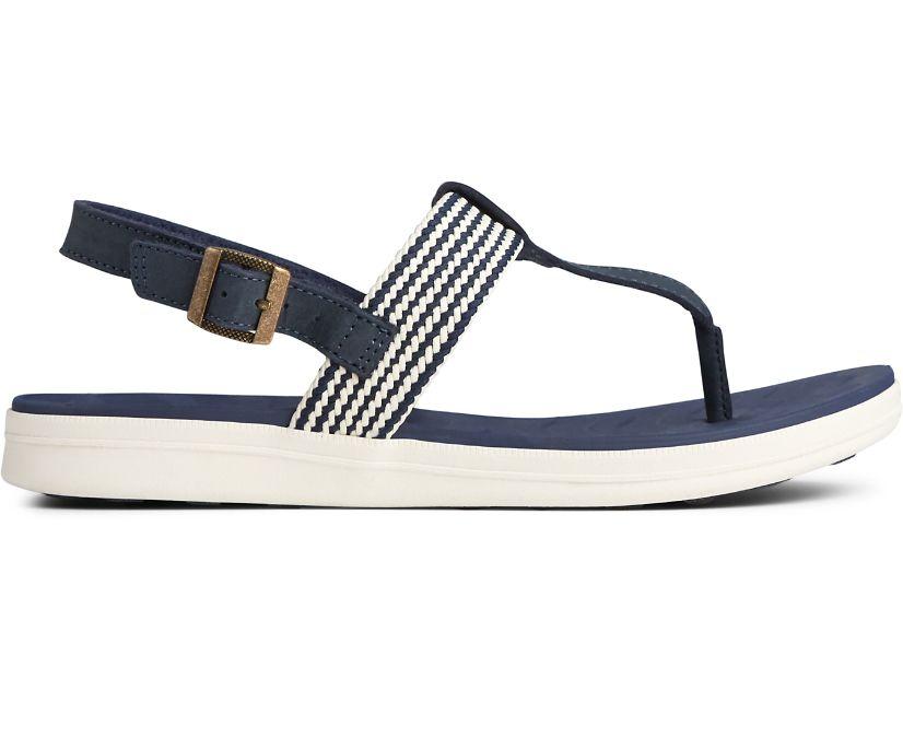 Adriatic Sling Sandal, Navy, dynamic