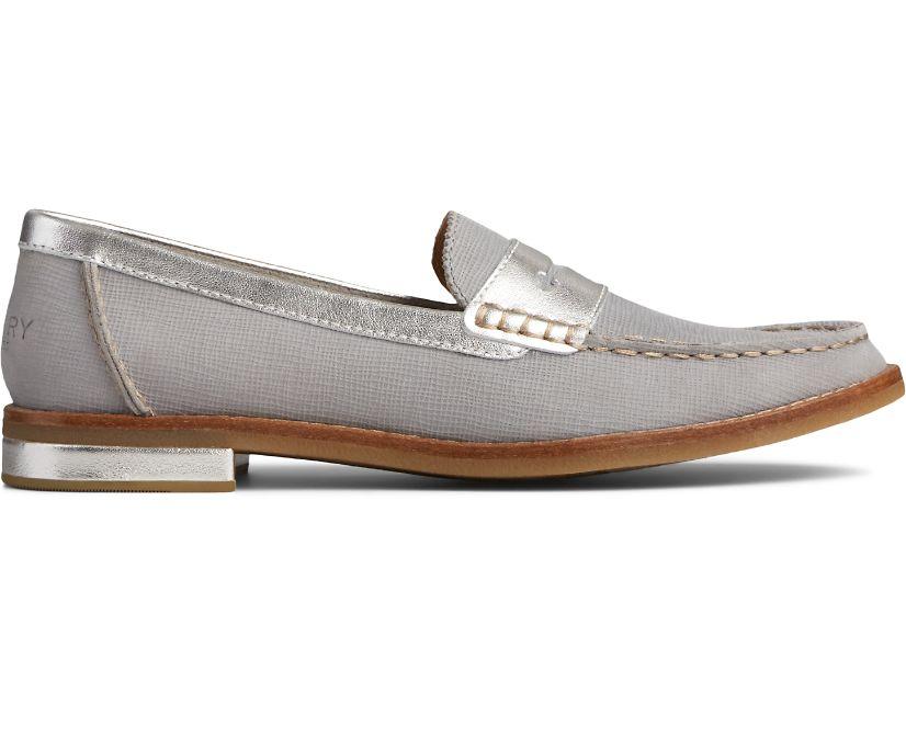 Seaport PLUSHWAVE Loafer, Grey, dynamic