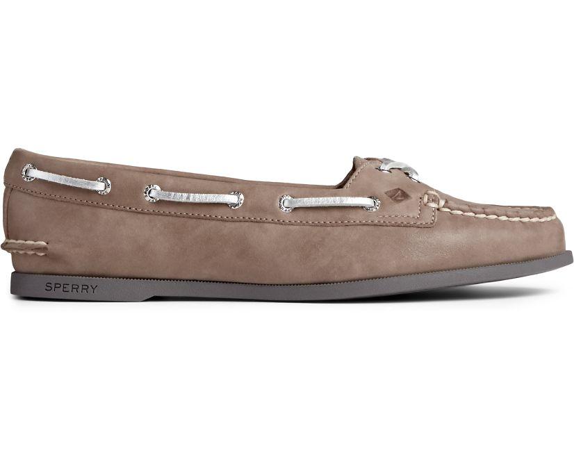 Authentic Original Skimmer Starlight Boat Shoe, Dove, dynamic