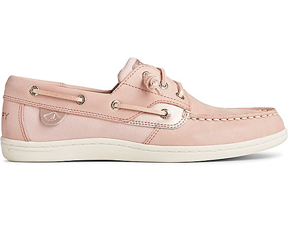 Women S Songfish Starlight Leather Boat Shoe Boat Shoes Sperry