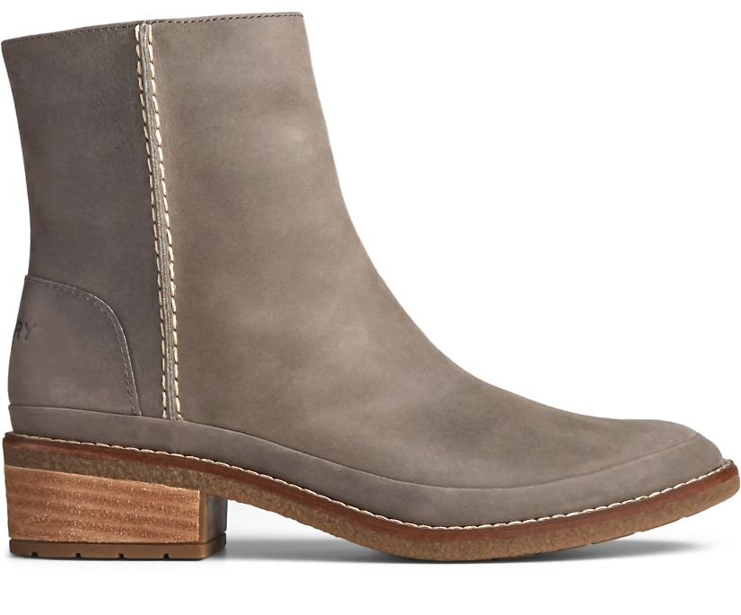 Seaport Storm Boot, Grey, dynamic