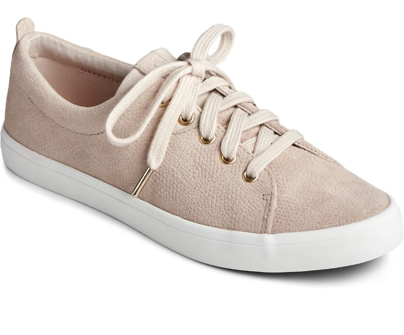 Sperry Women's Sailor Serpent Leather Sneaker