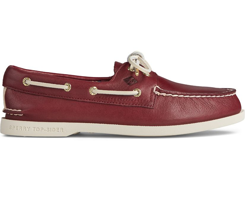Authentic Original PLUSHWAVE Boat Shoe, Cordovan, dynamic