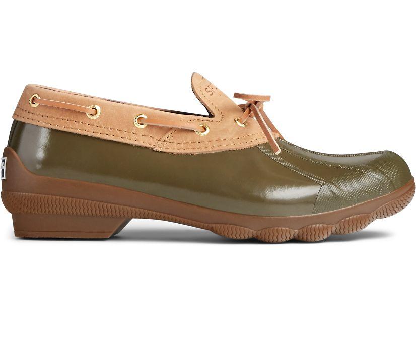 Syren One-Eye Boot, Olive/Tan, dynamic