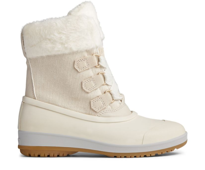 Pacifica Alpine Boot, Ivory, dynamic