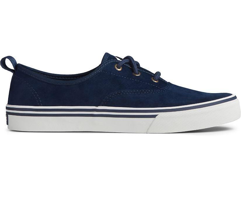 Crest CVO Corduroy Sneaker, Navy, dynamic