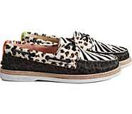 Cloud Authentic Original 2-Eye Boat Shoe, Animal Multi, dynamic