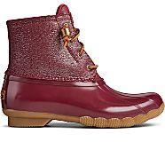 Saltwater Sparkle Duck Boot, Cordovan, dynamic