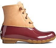 Saltwater Duck Boot, Tan, dynamic