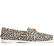 Authentic Original Vida Animal Print Boat Shoe, Multi, dynamic