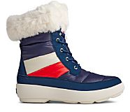 Bearing PLUSHWAVE Nylon Boot, Navy, dynamic
