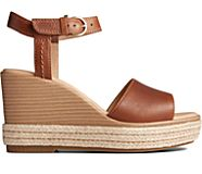 Fairwater PLUSHWAVE Wedge Sandal, Tan, dynamic