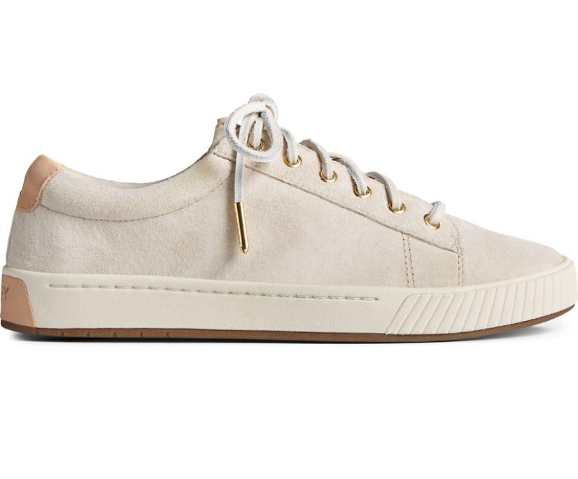 Anchor PLUSHWAVE LTT Leather Sneaker, Off White, dynamic