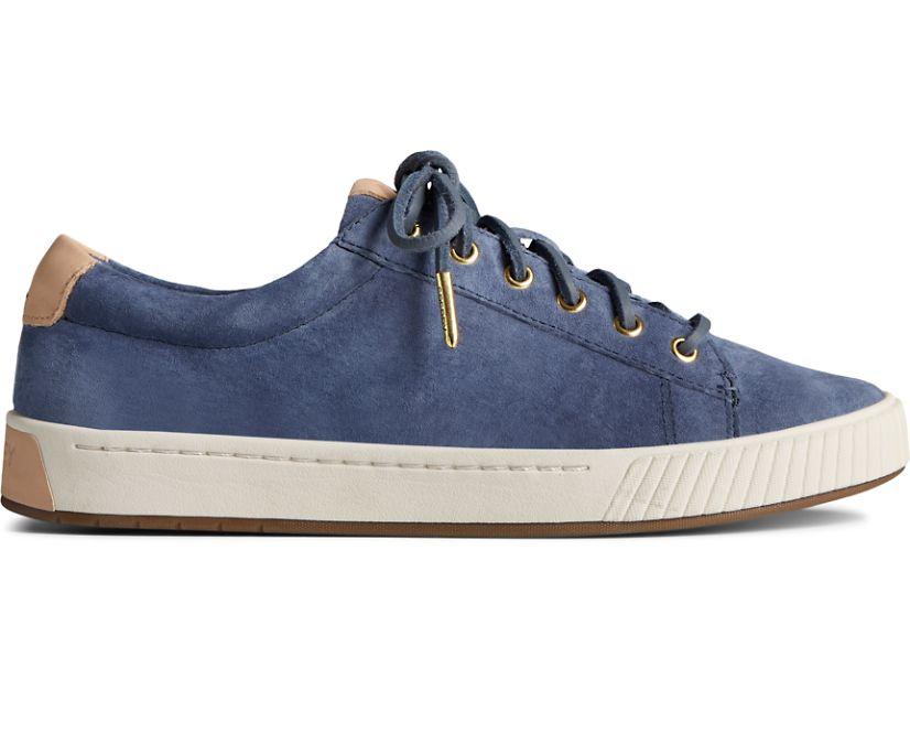 Anchor PLUSHWAVE LTT Leather Sneaker, Grey, dynamic