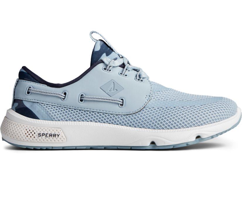 7 Seas 3-Eye Sneaker, Blue, dynamic