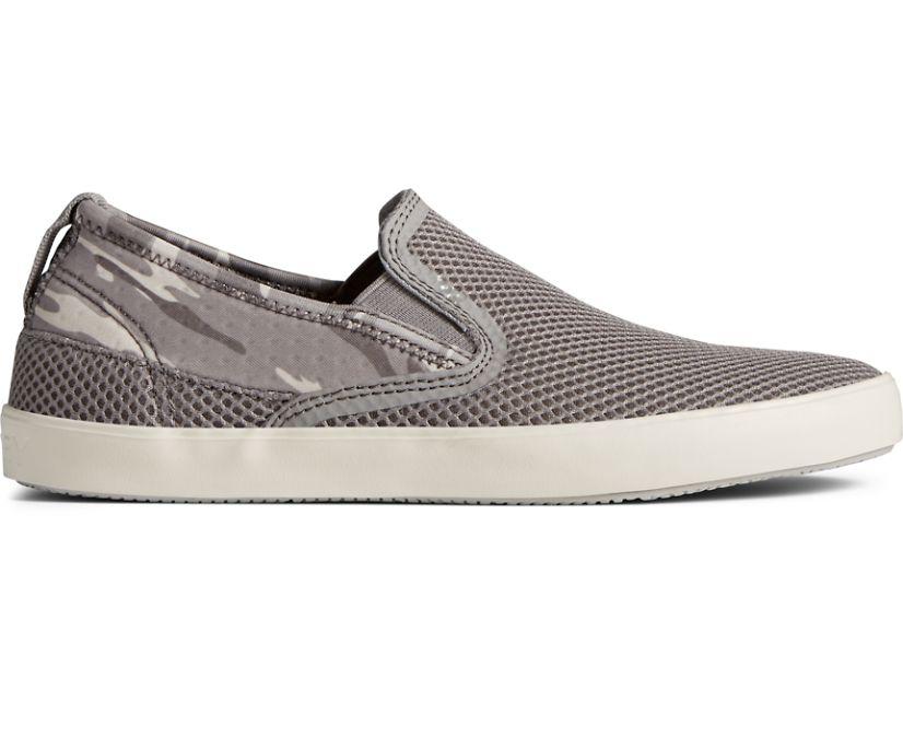 Maritime H20 Slip On Sneaker, Grey, dynamic
