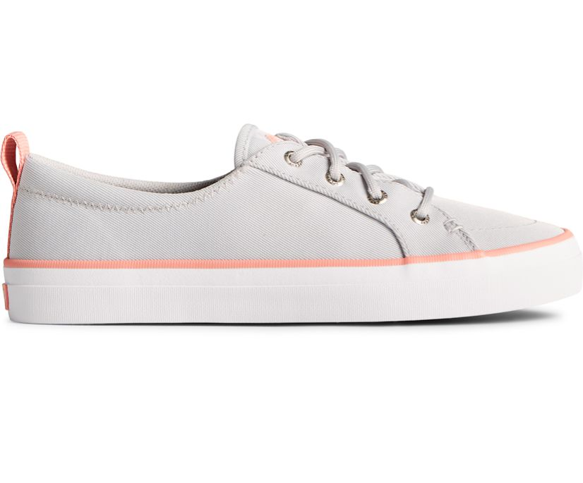 Crest Vibe SeaCycled Sneaker, Grey/Pink, dynamic