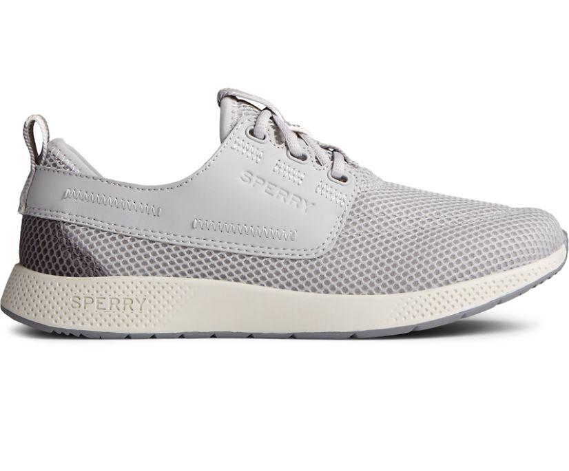 7 Seas Sport Cupsole Sneaker, Grey, dynamic