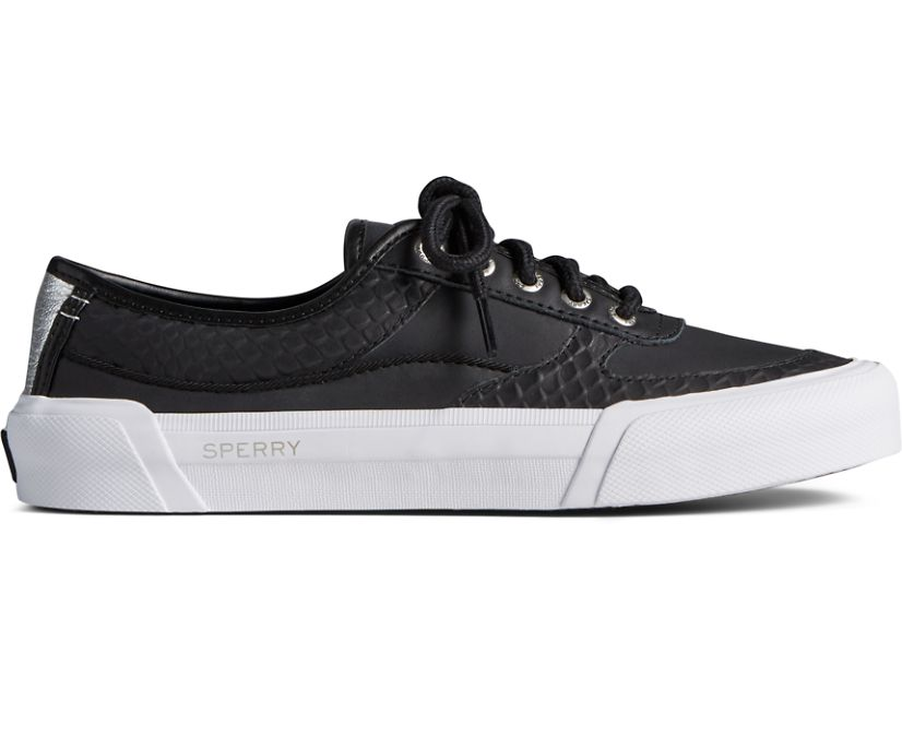 Soletide Sneaker, Black, dynamic