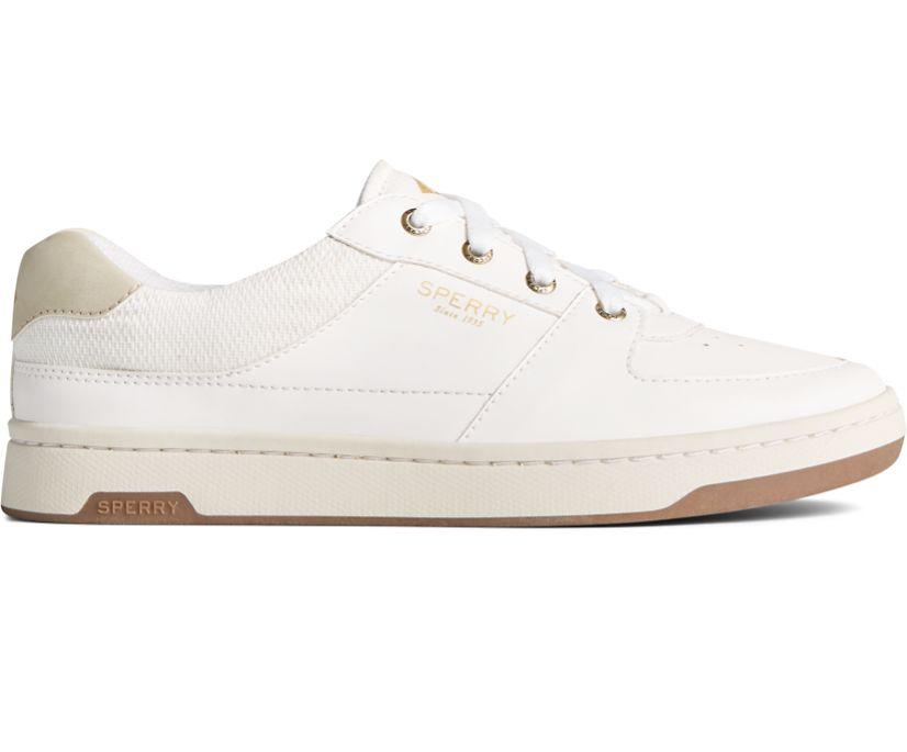 Freeport Cupsole Sneaker, White, dynamic