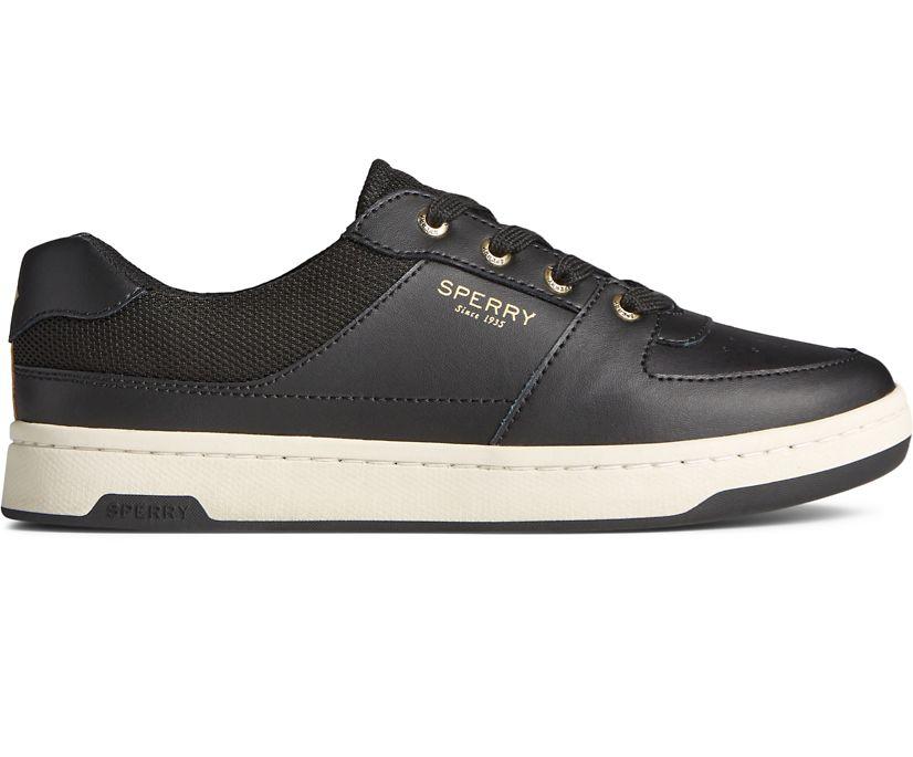 Freeport Cupsole Sneaker, Black, dynamic