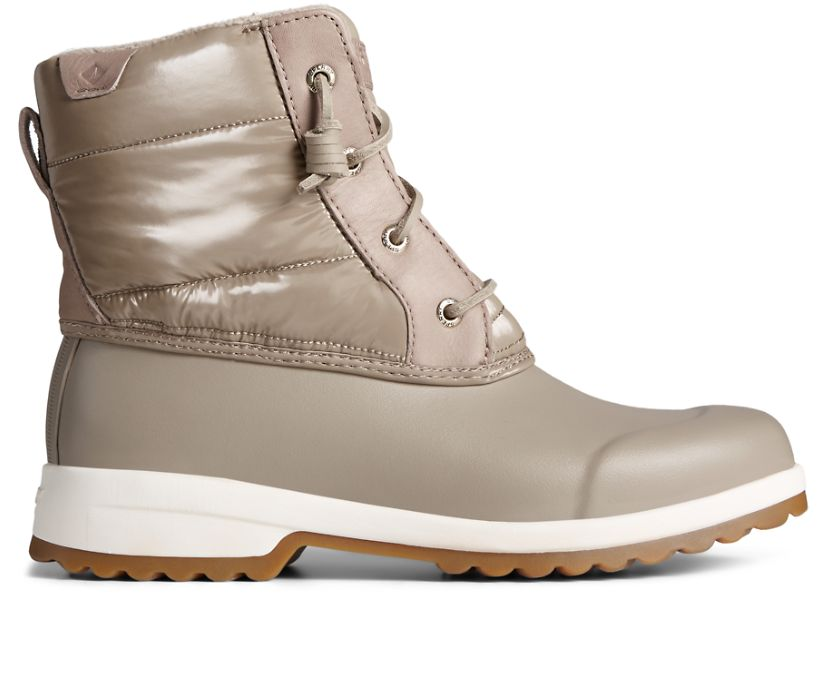 Maritime Repel Nylon Boot, Taupe, dynamic