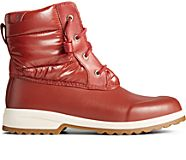 Maritime Repel Nylon Boot, Red, dynamic