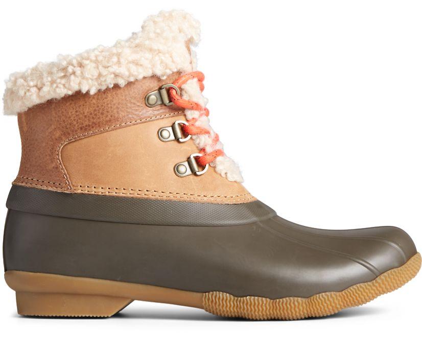 Saltwater Alpine Duck Boot, Tan, dynamic