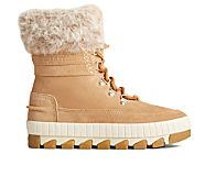 Torrent Lace Up Boot, Tan, dynamic