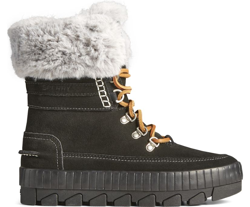 Torrent Lace Up Boot, Black, dynamic