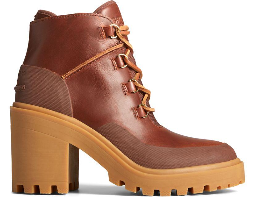 Pretty Tough Boot, Tan, dynamic