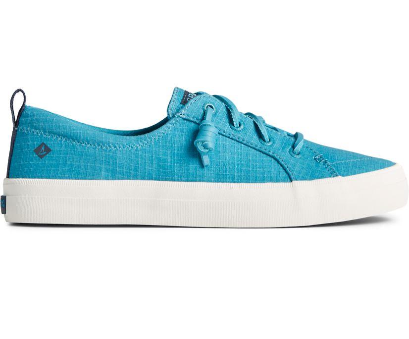 Crest Vibe Cotton Ripstop Sneaker, Blue, dynamic