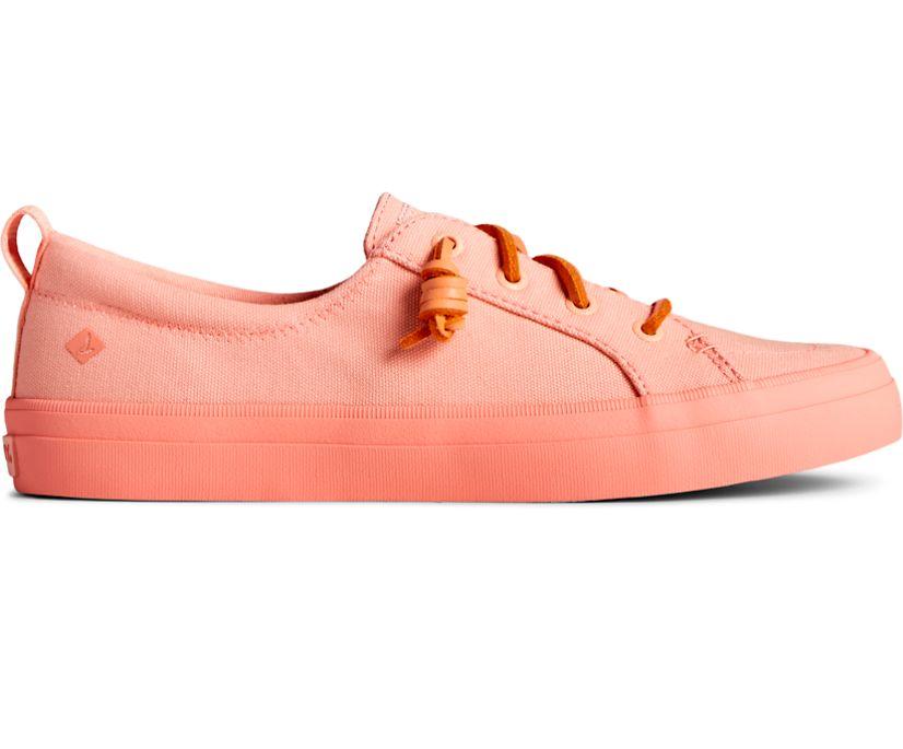 Crest Vibe Pastel Textile Sneaker, Pink, dynamic