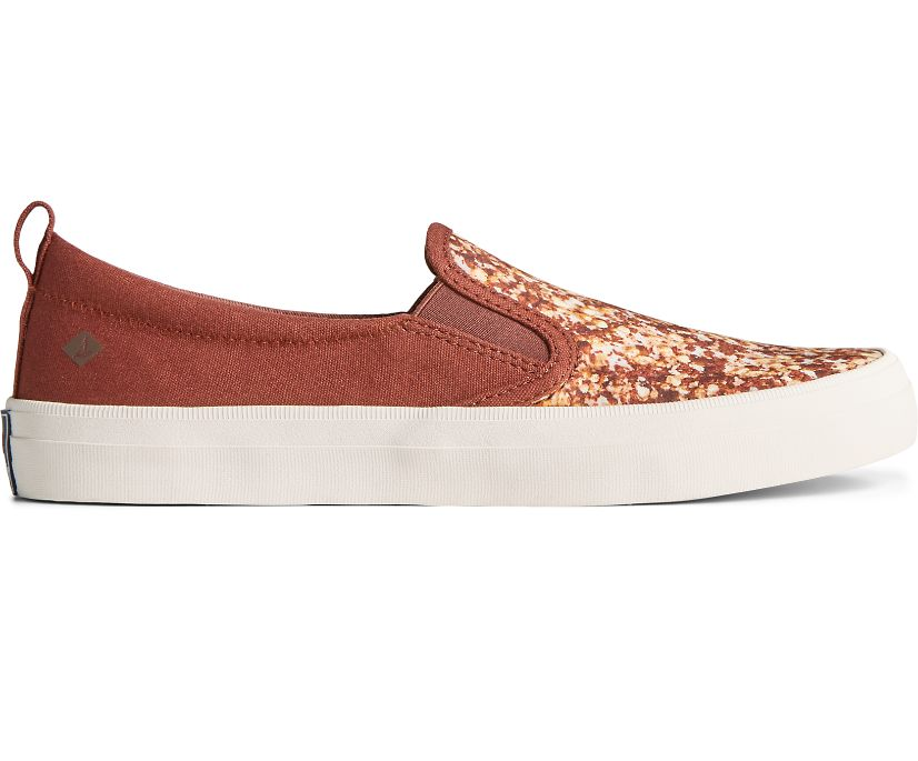 Sperry x Good Humor® Chocolate Éclair Crest Twin Gore Sneaker, Chocolate Éclair, dynamic